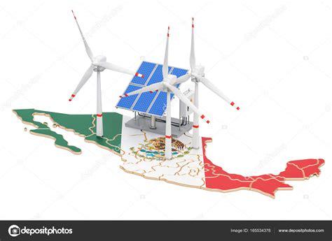 Las energías renovables y desarrollo sostenible en México ...