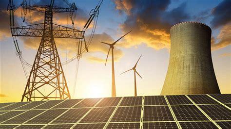 Las energías renovables y no renovables