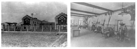 Las fábricas de las primeras décadas del siglo XX ...
