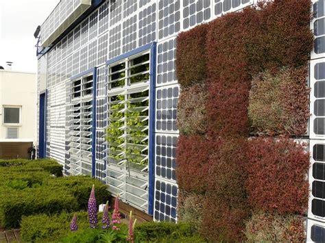 Las fachadas vegetales pueden ser el futuro / Noticias / SINC