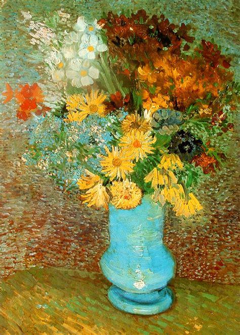 Las Flores de Vicent Van Gogh | Pintura y Artistas