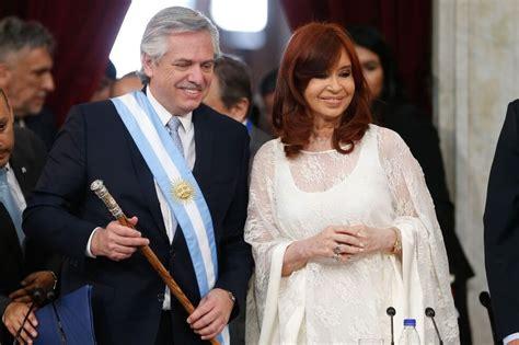 Las frases clave del primer discurso de Alberto Fernández ...