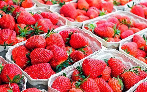 Las fresas pueden reducir la inflamación intestinal