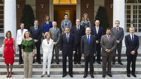 Las frustradas familias políticas de Zapatero   ABC.es