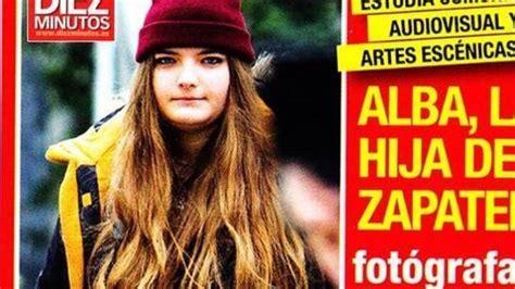 Las hijas de Zapatero se hacen mayores