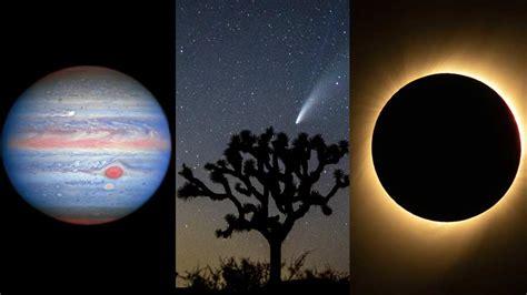Las imágenes del espacio más impresionantes que nos dejó ...