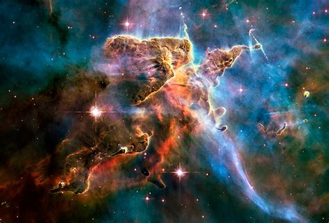 Las imágenes más hermosas del universo que te dejarán sin ...