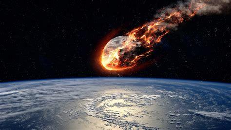 Las impactantes fotos que publicó la NASA del meteorito ...