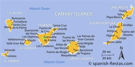 Las Islas Canarias   Home