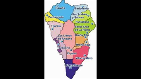las islas canarias y sus municipios   YouTube