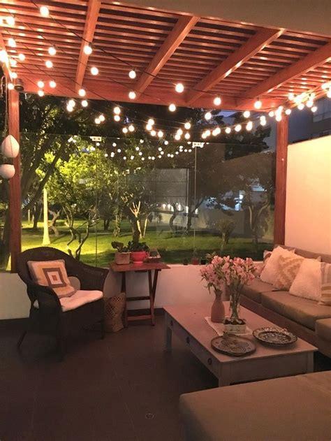 Las luces de terraza se pueden mandar a hacer en las ...