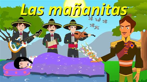 Las mañanitas | Canciones infantiles en español ...