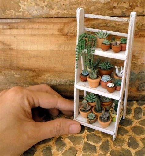 Las Margaritas: Escalera estante de madera, para mis ...