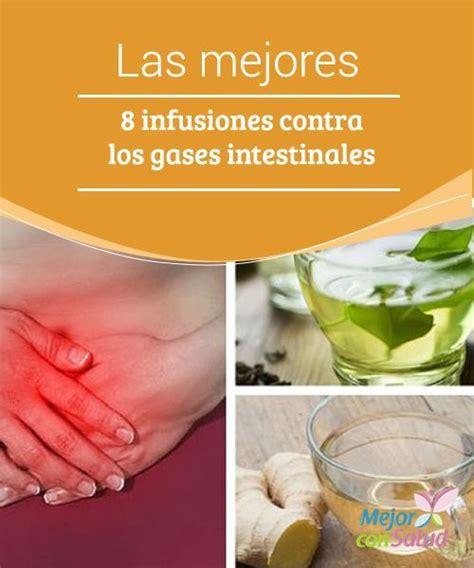 Las mejores 8 infusiones contra los gases intestinales ...