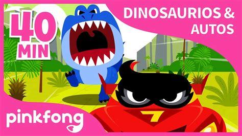 Las Mejores Canciones de Dinosaurios & Autos ...