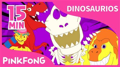 Las Mejores Canciones de Dinosaurios | +Recopilación ...