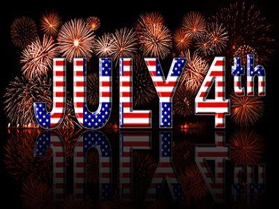 Las mejores celebraciones del 4 de julio en los EE. UU.