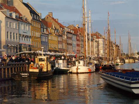 Las mejores ciudades de Dinamarca