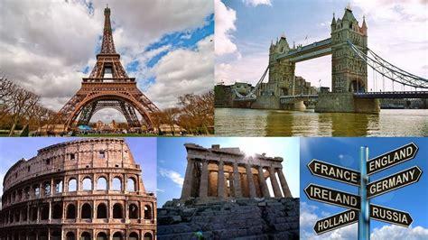 Las Mejores Ciudades de Europa | Video Drone   YouTube