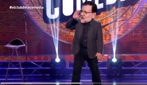 Las mejores frases de Rajoy en el Club de la Comedia