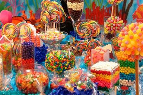 Las mejores ideas de mesas dulces para tu boda