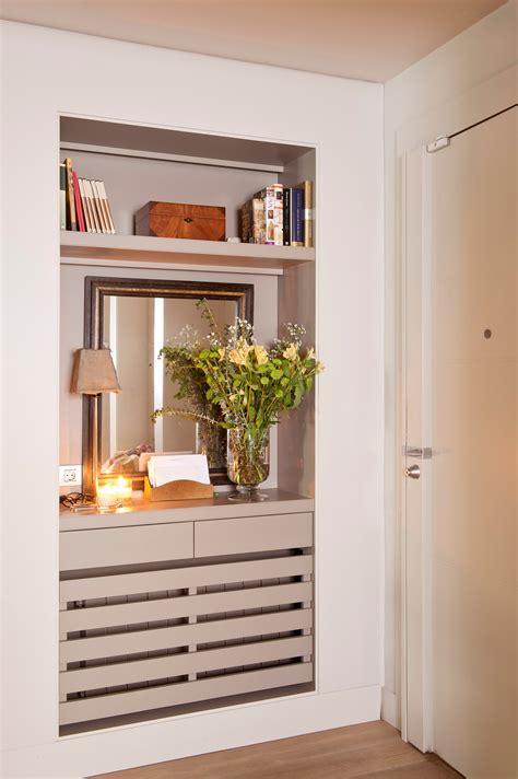 Las mejores ideas para decorar recibidores pequeños