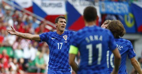Las mejores imágenes del Chequia Croacia   hoy.es