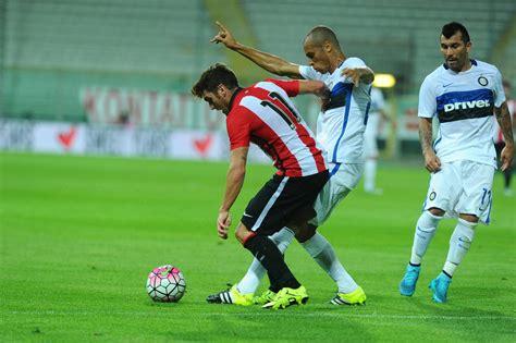 Las mejores imágenes del partido Inter de Milán Athletic ...