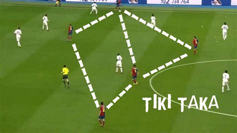 Las Mejores Jugadas en Equipo  TIKI TAKA • Teamwork   YouTube