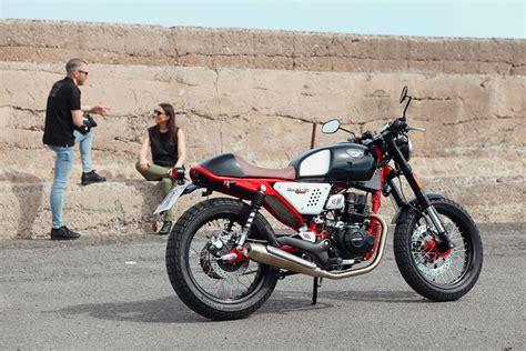 Las mejores motos 125 de marchas Café Racer y scrambler ...