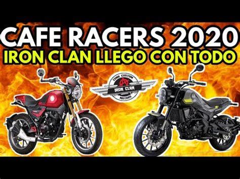 Las MEJORES Motos CAFE RACER 2020  Catalogo ACTUALIZADO ...