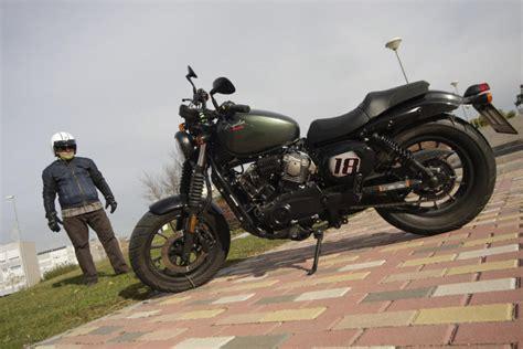 Las mejores motos custom de 125 cc que puedes llevar con ...