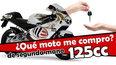 Las mejores motos de 125 de segunda mano   YouTube