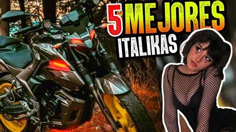 LAS MEJORES MOTOS ITALIKA 2021   YouTube