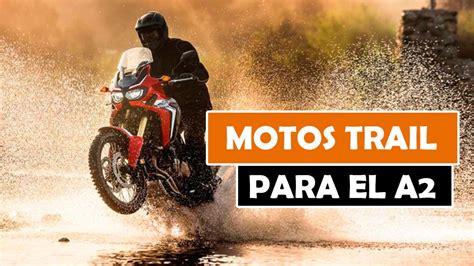 LAS MEJORES MOTOS TRAIL PARA EL CARNET A2 DE 2018 – Arte Motor