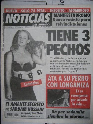 Las Mejores Noticias Freak!!!   Taringa!
