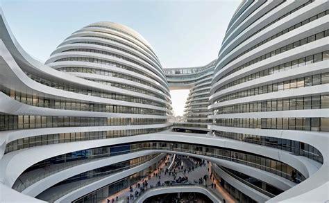 Las mejores obras construídas de la Zaha Hadid
