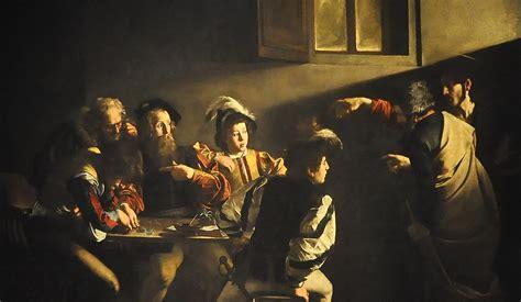 Las mejores obras de Caravaggio   La vocación de San Mateo ...