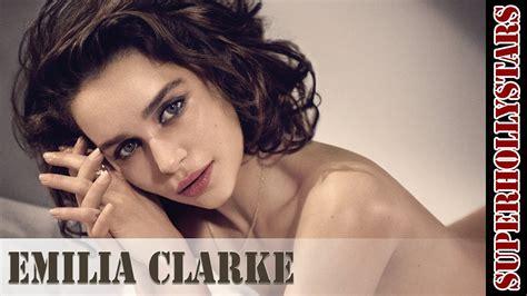 Las Mejores Peliculas de EMILIA CLARKE  Filmografia    YouTube