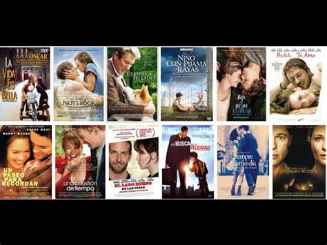 Las mejores Películas Románticas para llorar de amor ...