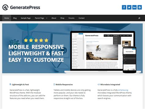Las mejores plantillas WordPress gratis de 2018 | Blog de ...