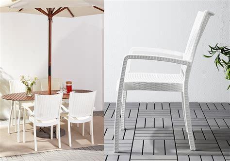 Las mejores sillas de terraza Ikea para un verano perfecto