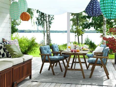 Las mejores sillas de terraza Ikea para un verano perfecto ...