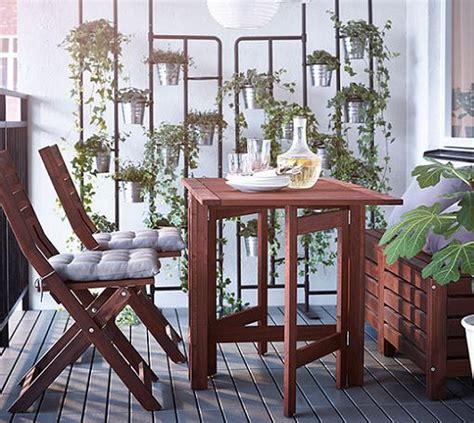 Las mejores sillas y mesas de jardín Ikea para tu terraza ...