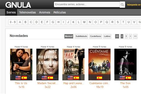 Las mejores webs para ver series online   Sevillaníssimo
