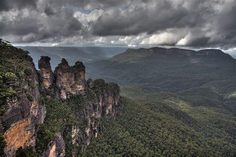Las montañas azules en Australia   Taringa!