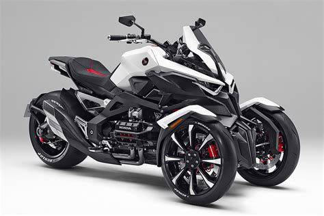 Las motos del Motor Show de Tokio: Honda Neowing ...