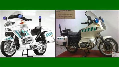 Las motos más antiguas de Canarias en la Guardia Civil de ...