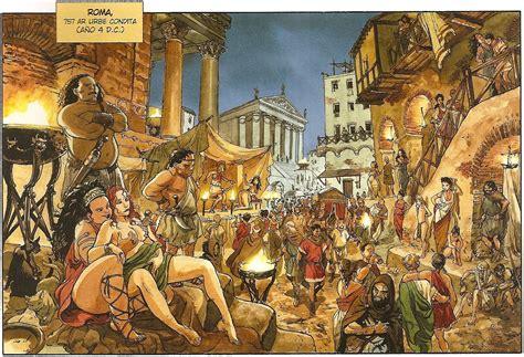 Las mujeres romanas de papel toman Cartagena | Portal Clásico