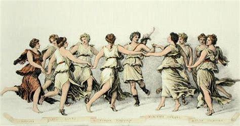 Las Musas | MITOLOGIA GRIEGA   Dioses y Leyendas